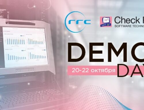 20-22 октября Check Point Demo Days